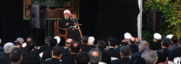 آیت الله رمضانی: خونخواهی، ترویج فرهنگ مقاومت علیه مستبدین خودکامه است
