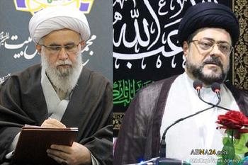 پیام تسلیت آیتالله رمضانی به حجتالاسلام موسوی تبریزی