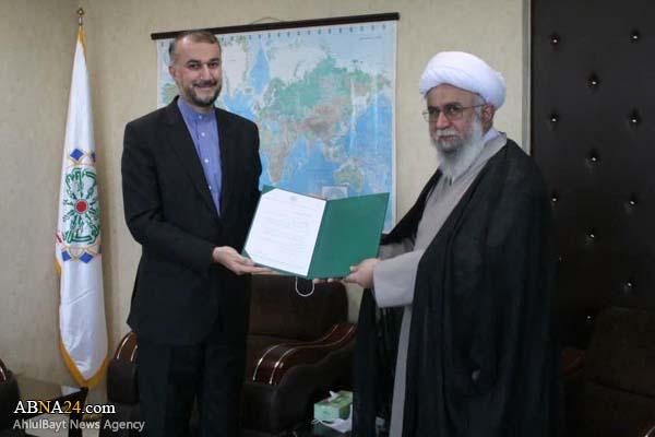 مشاور دبیرکل مجمع جهانی اهل بیت(ع) در امور منطقه غرب آسیا منصوب شد