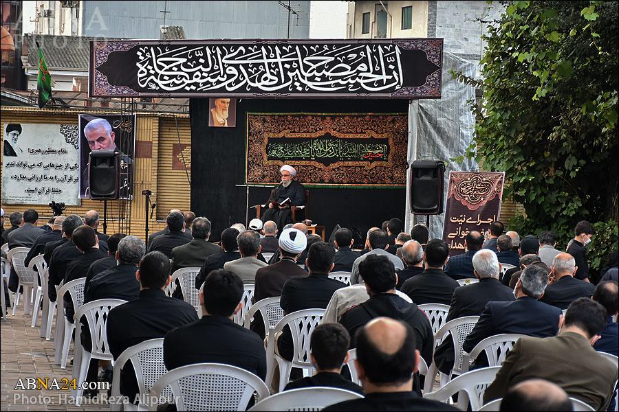 آیتالله رمضانی: خونخواهی با رحمت و صلح عادلانه منافاتی ندارد