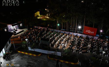 گزارش تصویری/ مراسم احیای شب بیست و یکم ماه رمضان در رشت
