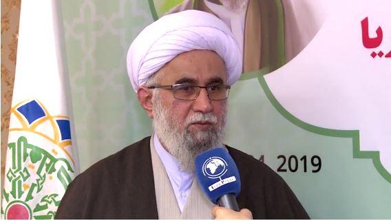 ویدیو/ گفتگوی دبیرکل مجمع جهانی اهلبیت(ع) درباره وضعیت شیخ زاکزاکی و سالگرد فاجعه زاریا
