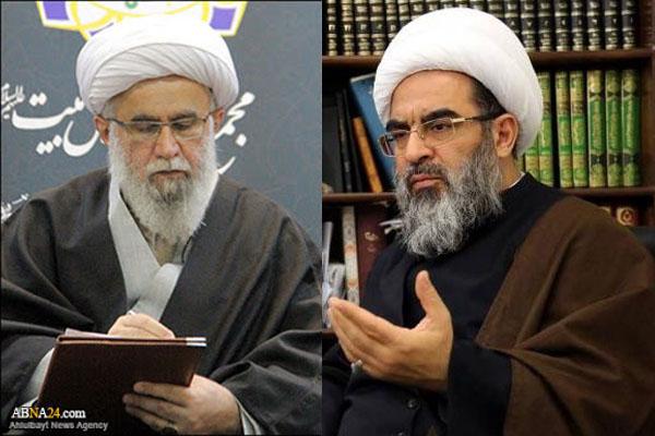 پیام تسلیت آیتالله رمضانی به رئیس مرکز فقهی ائمه اطهار(ع)