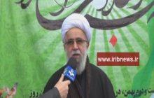 فیلم/ دعوت آیتالله رمضانی از مردم گیلان برای حضور حماسی در راهپیمایی ۲۲ بهمن