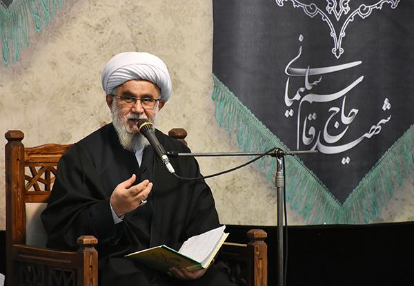 شهید قاسم سلیمانی، نماد امنیت در عرصه بینالملل بود