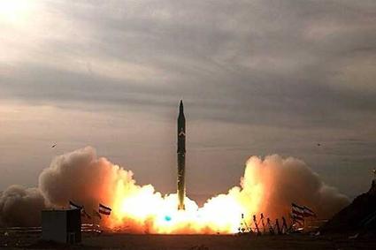حمله موشکی سپاه پیامی به کشورهای حامی تروریسم است