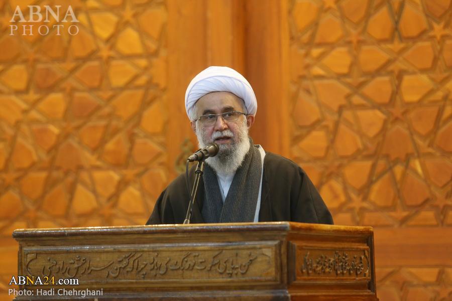 آیت الله رمضانی: اهلبیت(ع) الگوهای جامعی هستند/ دشمنان درصدد ایجاد یأس و ناامیدی هستند، به جامعه امید تزریق کنیم